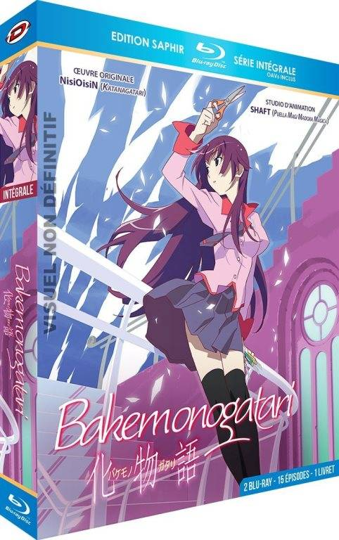 ★Black Bullet ★ Intégrale Edition Saphir 2 Blu-ray